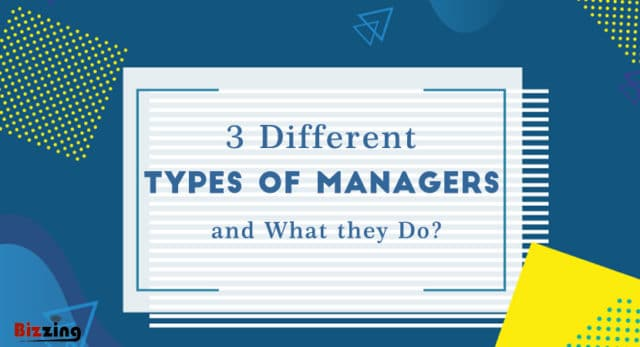 types of manager