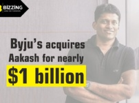 Byju's Acquires Aakash for Nearly $1 Billion